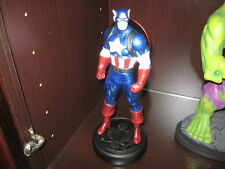 "--CAPTAIN AMERICA ""METALLIC"" Marvel BOWEN STATUE--"