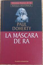 LA MASCARA DE RA/PAUL DOHERTY/1998/NOVELA HISTORICA