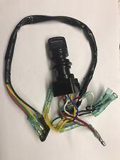 New Genuine Yamaha Outboard Engine Key Ignition Switch / Remote Control Box 703