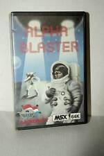 ALPHA BLASTER GIOCO USATO BUONO STATO MSX 64K EDIZIONE EUROPEA FR1 48037