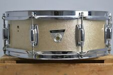 "Ludwig Standard ""Silver Mist"" 5x14 Snare Drum"