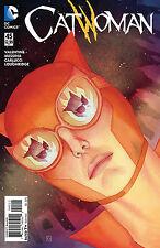 Catwoman #45 2011 New 52 DC Comics
