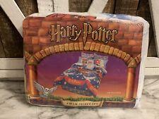 HTF VTG harry potter sheet set twin new