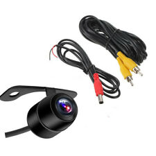 BACK UP BULLET CAMERA CAR PARKING REAR VIEW WIDE ANGLE NIGHT VISION GUIDE LINES