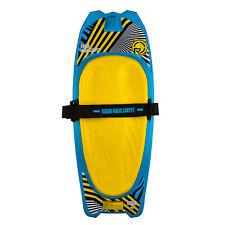 2020 Radar Magic Carpet Kneeboard - Blue/Yellow