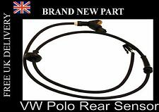 Rear ABS Wheel Speed Sensor VW Polo 1.0 1.4 1.6 1.7 1.9 1994 > 2002