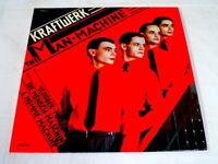 1978 Kraftwerk The Man Machine LP Vinyl Record Album SN-16302