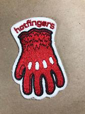 Vintage Hotfingers Patch Hot Fingers gloves