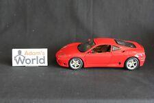 Bburago Ferrari 360 Modena 1:18 red (PJBB)