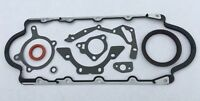 BOTTOM END SUMP GASKET SET BLACK TOP FOCUS MONDEO COUGAR ST170 TRANSIT 1.8 2.0