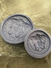 "4"" and 6"" Medusa  -Silicone Molds-Candy Cake Cookies Crafts Fondant  Cake Clay"