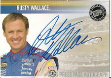 Racing-nascar Sports Mem, Cards & Fan Shop Rusty Wallace #27 2005 Charger 1:24 Scale Die Cast Replica Nascar 021714ame2