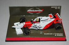 Minichamps F1 1/43 MCLAREN MERCEDES MP4/10 MARK Blundell