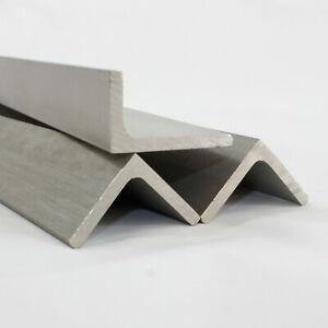 VA Winkel Profil Edelstahl V2A Winkeleisen Oberfl/äche blank FRACHTFREI L/änge 1000 mm Abmessungen 30 x 30 x 3 mm