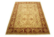 Rug Ziegler Pakistan Tapestry 160x230 cm 100% Wool Hand knotted beige red