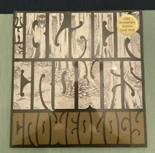 The Black Crowes Croweology 10th Anniversary 3x Lp Gold w/ Pop Up Silver Arrow