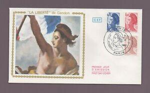 FDC 1982 - La Freiheits- De Gandon (2616)