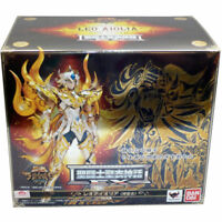 Saint Seiya Soul Of Gold Leo Leone EX Aiolia God Myth Cloth Figure + Accessori