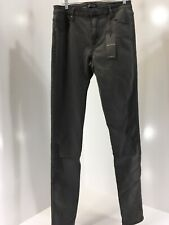 Alloy Apparel Womens Powerstretch Long Legs Skinny Jeans Grey Wash Size 14 NWT=