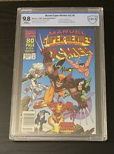 Marvel Super Heroes v2 # 8 First App. Squirrel Girl. Newsstand  Cbcs 9.8 Not CGC