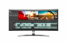 "LG 34UC98-W 34"" Curved FreeSync IPS Monitor 3440 x 1440 WQHD 5ms 21:9 UltraWide"