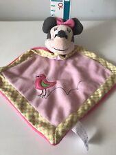 Disney Hellrosa Minnie Maus Plüsch Baby Decke Plüschtier Decke