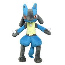"Sanei Pokemon Series (PP12) Lucario 12"" Pokemon Go All Star Collection Plush"