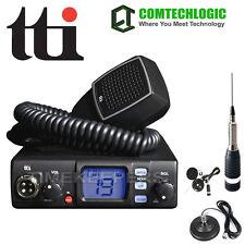 TTI tcb-560 Dinámica SILENCIADOR DSS 12-24v CB Radio Magnético Soporte antena