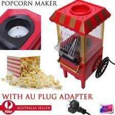 Electric DIY Pop Corn Popcorn Maker Electric Popper Machine Home Party Kitchen