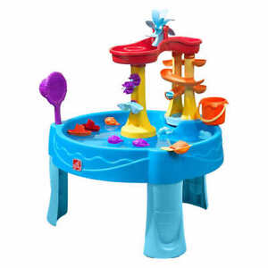 Step 2 Archway Falls Water Table with Accessories NEW FREE SHIPPING