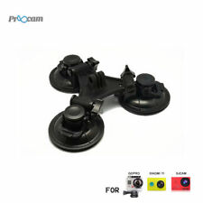 Proocam Pro-F039 tripod big size professional suction cap (9cm) for Gopro Hero