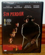 WITHOUT FORGIVENESS - UNFORGIVEN - DVD - NEW - SEALED - WESTERN - CLINT EASTWOOD