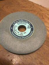 Radiac Grinding Wheel 6 X 1/2 X 1  F12895 RPM 3820