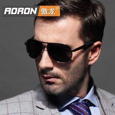 HD Polarized Sunglasses Mens Pilot Driving Glasses Outdoor Sports Eyewear UV400