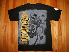 Pittsburgh Steelers, Medium S/S Shirt #43 Troy Polamalu, NICE (photo # 4339)