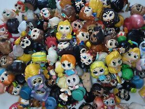 10pcs Disney Doorables Cartoon Mini Figure Random Mix - NO DOUBLES