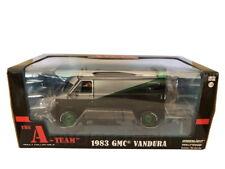 Greenlight Hollywood The A-Team 1983 Gmc Vandura 1/24 Gmc Van 84072 Chase Car