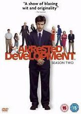 Arrested Development: Season Two (DVD, 3-Disc set) Region-4, Like new, free post