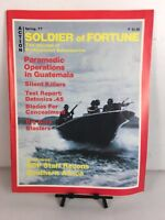 SOLDIER OF FORTUNE Journal of Professional Adventurers - Vintage SPRING 1977