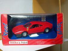 Polistil-TONKA- scala 1-25- Ferrari  GTO -rosso-Nuova in Box- --