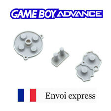 Kit Contact caoutchouc conducteur Game Boy Advance neuf Boutons Gameboy GBA Pads
