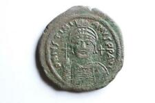 * Justinianus I. * Follis - Nikomedia - Jahr 17 (543-44)  - Offizin B