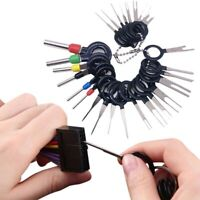 Automotive Tools 26Pcs Car Terminal Removal Tool Kit Wire Connector Pin Rele RV1