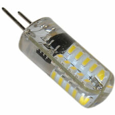 G8 Bi-Pin 40 LEDs Light Bulb SMD 3014 for GE Over the Stove Microwave Oven