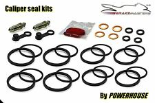Suzuki GSX 1300 R Hayabusa front brake caliper seal repair kit L1 L2 2011 2012
