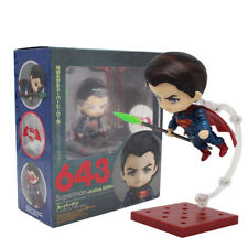 Batman V Superman Nendoroid Painted Figure PVC Action Figure Model Toy 10CM