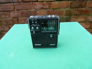 Sony Captain 55 ICF-5500M AM/FM-SW-Marine-MW Portable Radio