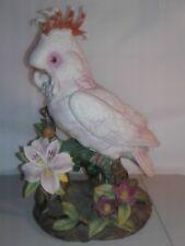 Vintage Pink Cockatoo by Andrea 6644