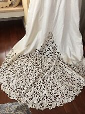 Oleg Cassini  wedding gown plus size