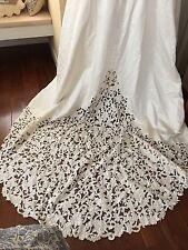 Oleg Cassini  wedding gown plus size